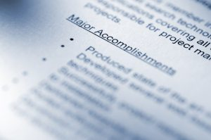Get Noticed with a Stand Out Resume